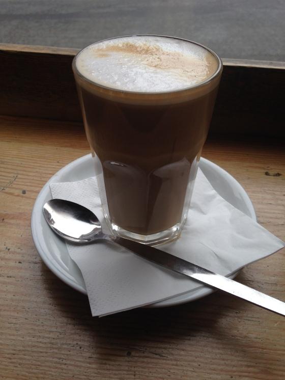 Trof latte