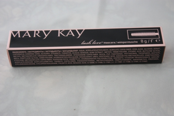 Mary Kay Lash Love Mascara