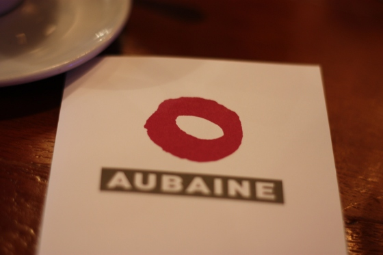 Aubaine at Selfridges