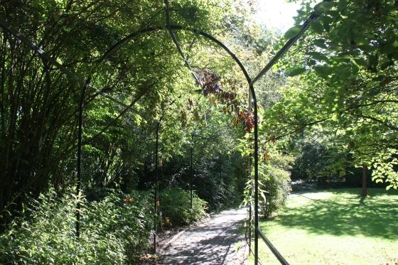 Edward Wilson Garden