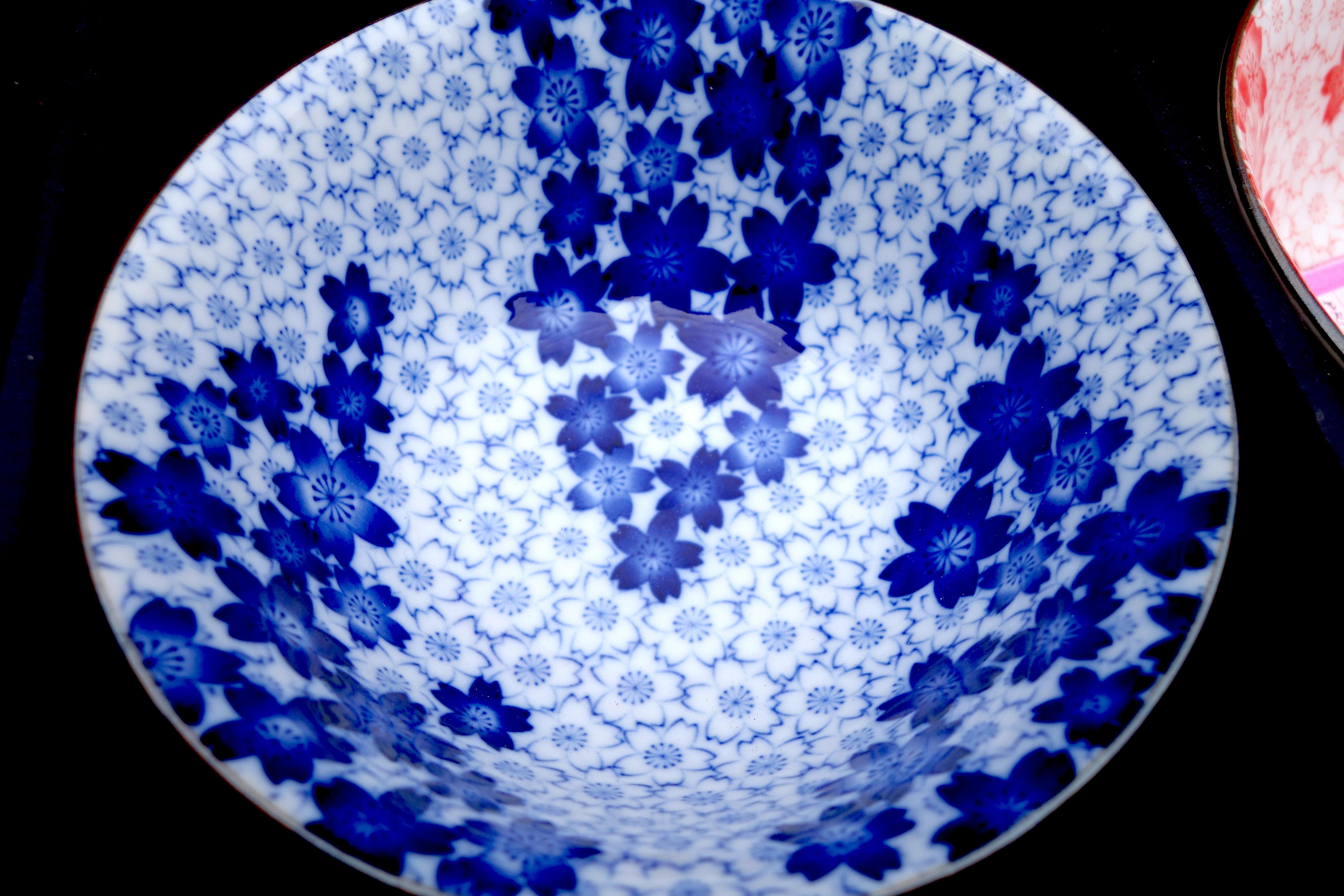 blue bowl japan matsuri festival 2014