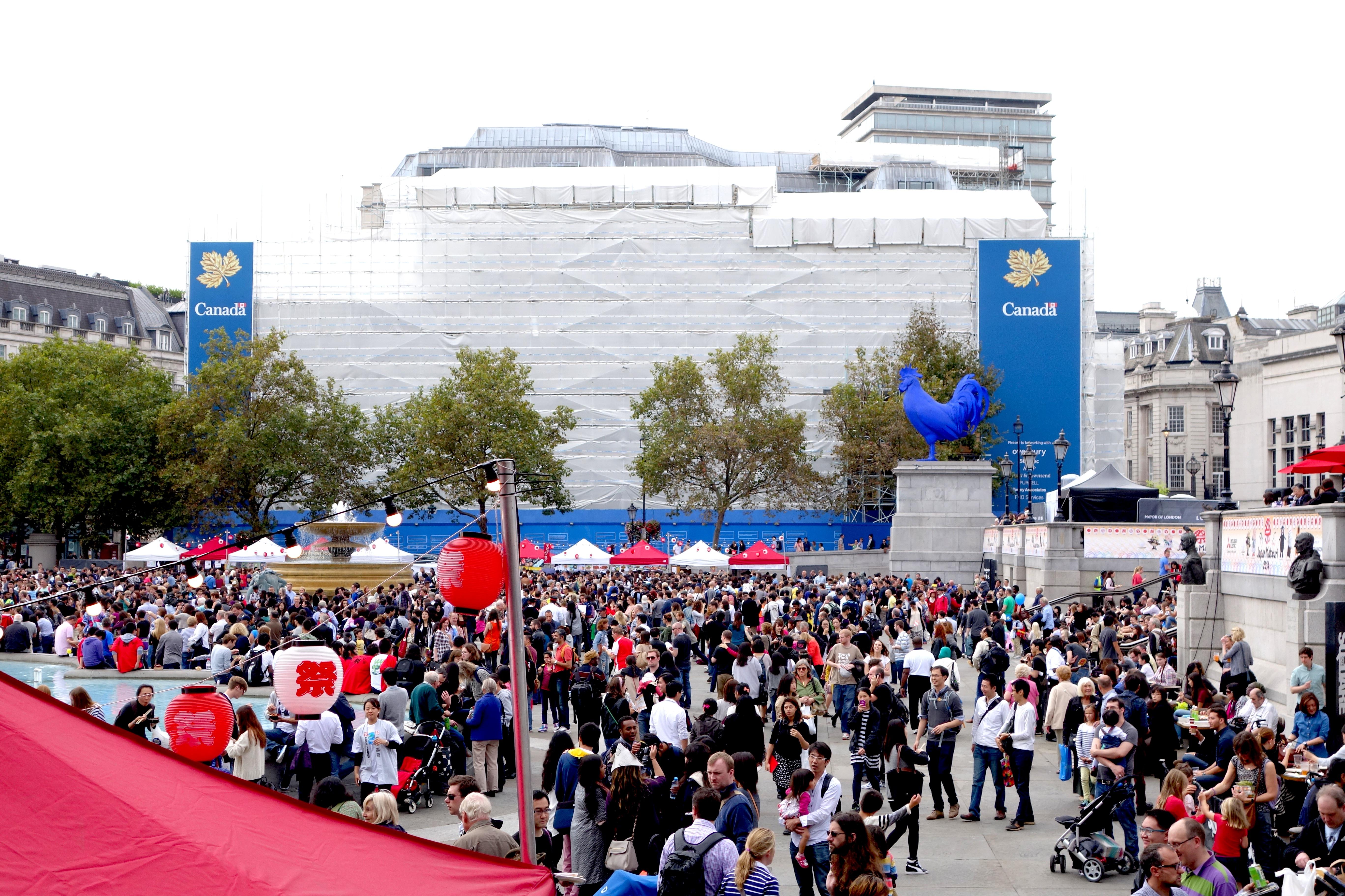 japan matsuri festival 2014