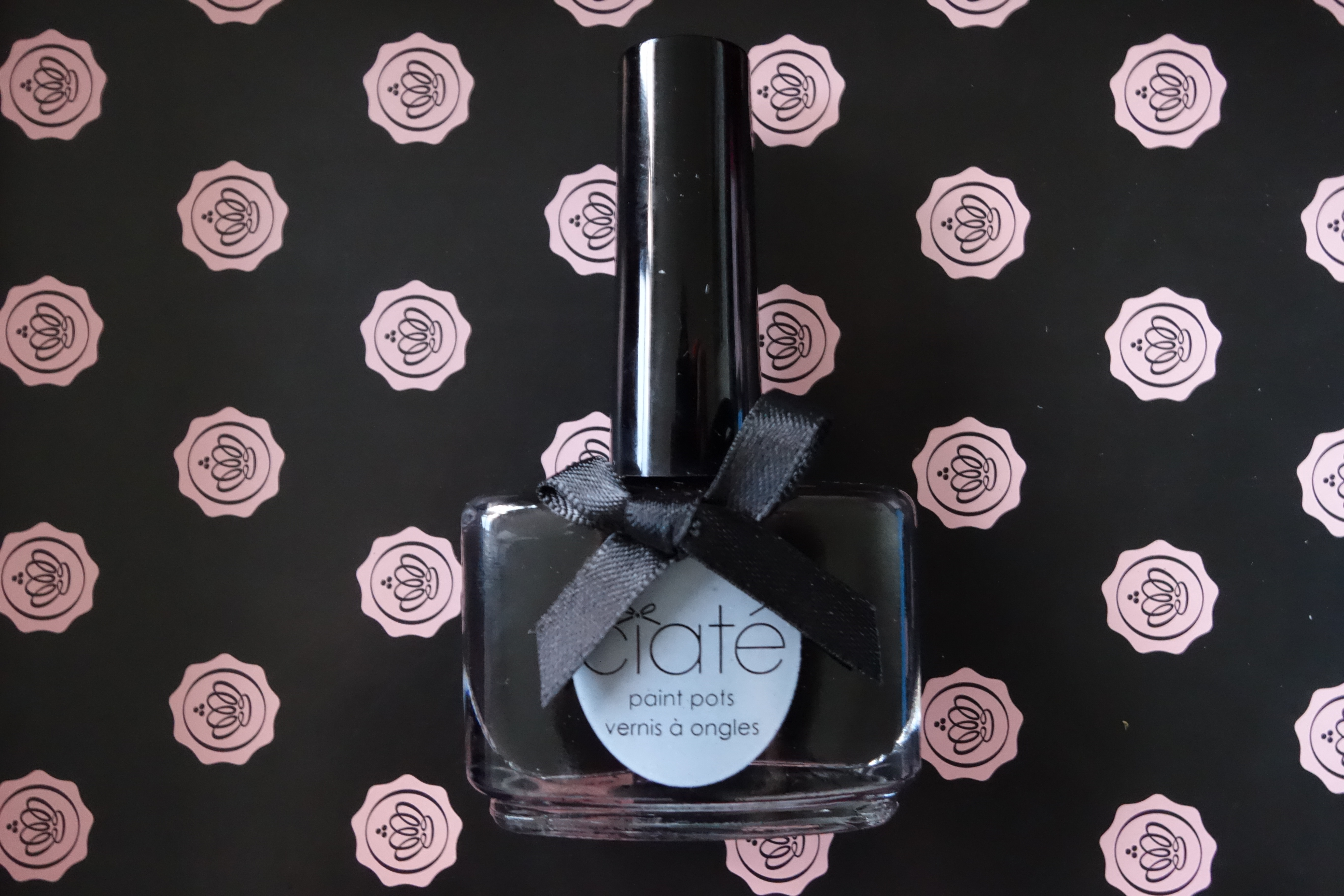 ciate paint pot black