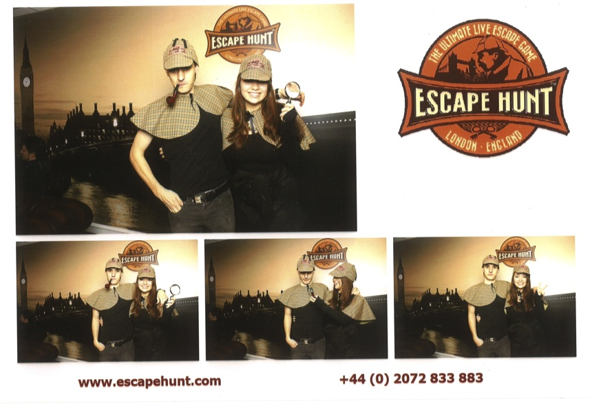 Escape Hunt copy