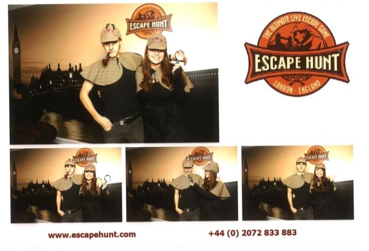 Escape Hunt copy