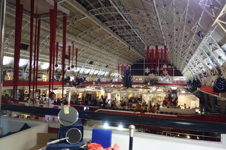 Country Living Christmas Fair 2014
