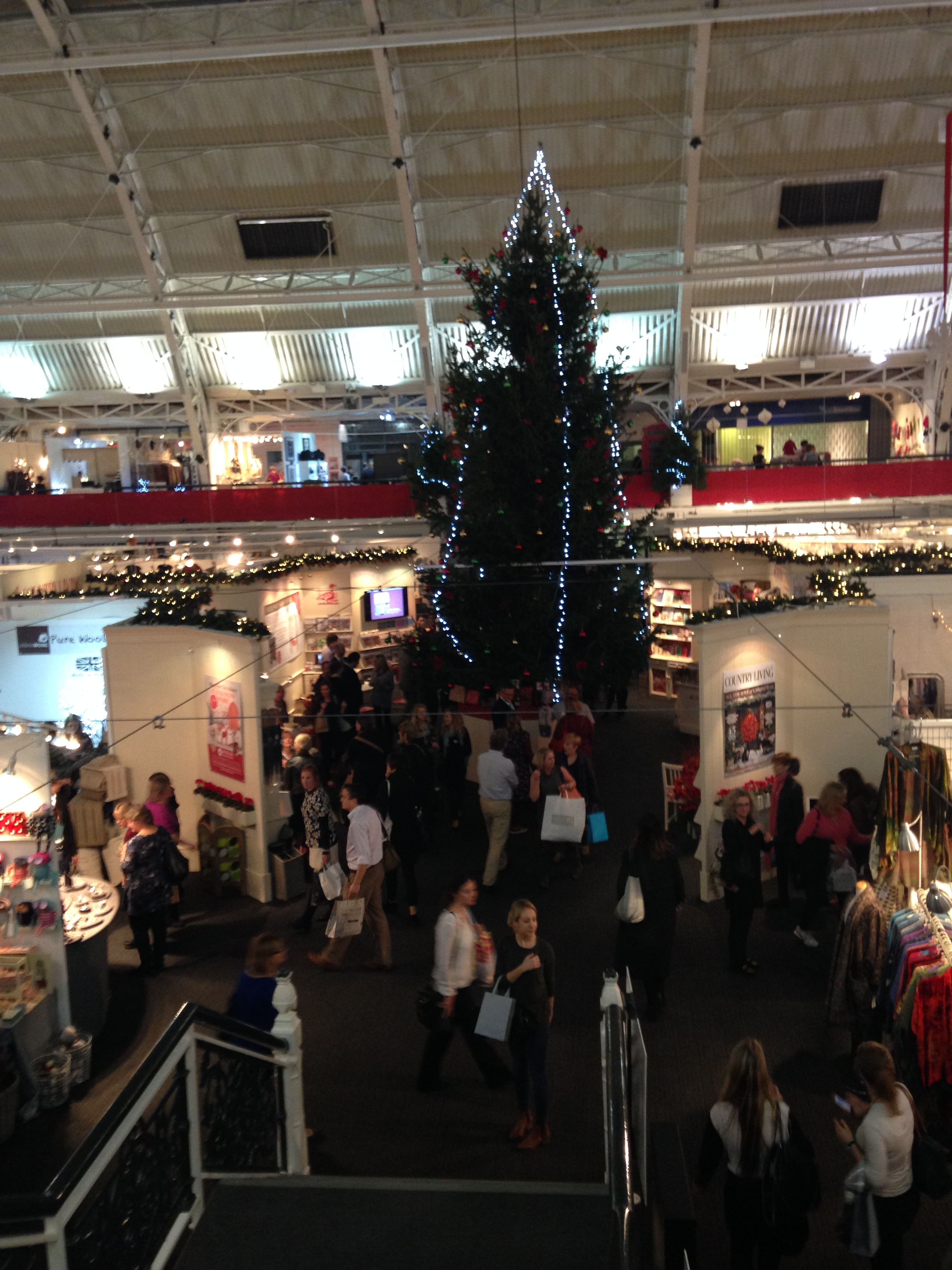 Country Living Christmas Fair 2014